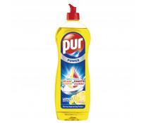 Detergent de vase PUR Duo Power Lemon, 900ml