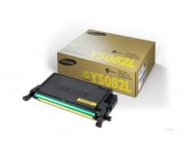 Toner, yellow, SAMSUNG CLT-Y5082L