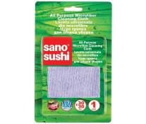 Laveta din microfibre universala, 30 x 30cm, SANO Sushi Microfiber Professional
