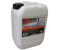 Detergent pentru geamuri, 10L, SANO Clear