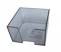 Suport din plastic pentru cub din hartie