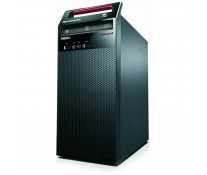 Desktop PC LENOVO ThinkCentre E73 TWR, Procesor Intel® Core™ i3-4160 3.60GHz Haswell, 4GB DDR3, 500GB HDD, GMA HD 4400, FreeDos