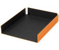 Tavite pentru documente A4, portocaliu, FEDON Charme Vaschetta-A4