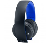 Casti gaming SONY Gold Wireless Stereo PS4