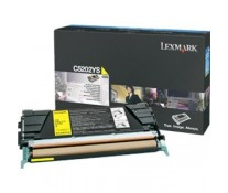 Toner, yellow, LEXMARK C5202YS