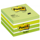Notes autoadeziv cub, 76 x 76mm, 450 file/set, POST-IT 2028-G