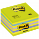 Notes autoadeziv cub, 76 x 76mm, 450 file/set, POST-IT 2028-NB