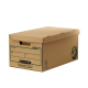 Container pentru arhivare, 260 x 325 x 535mm, kraft, FELLOWES R-Kive