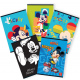 Caiet A5, 48 file, matematica, MICKEY MOUSE