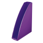 Suport vertical, mov metalizat, LEITZ Wow