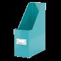 Suport vertical, turcoaz, LEITZ Click & Store