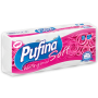 Hartie igienica, 2 straturi, 10 role, PUFINA Soft
