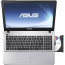 Laptop ASUS X550JX, 15.6'' HD, Procesor Intel® Core™ i7-4720HQ pana la 3.60 GHz, 4GB, 256GB SSD, GeForce GTX 950M 2GB, FreeDos, Dark Grey
