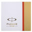 Set PARKER IM Gun Metal CT  - Stilou + Pix