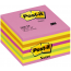 Notes autoadeziv cub, 76 x 76mm, 450 file/set, POST-IT 2028-NP