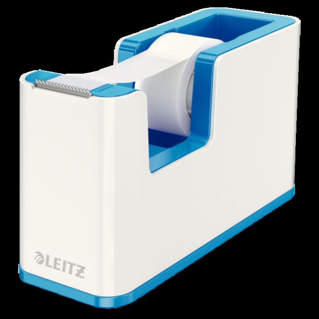 Dispenser Banda Adeziva Inclusa  Albastru Metalizat  Leitz Wow