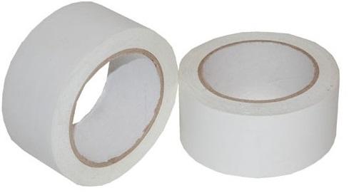 Banda Adeziva De Marcare  Solvent  Pvc  50mm X 33m  Alb  Vibac