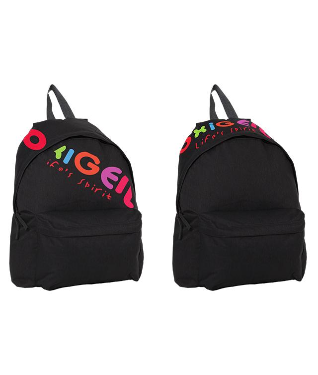 Rucsac 41 x 30 x 15cm negru PIGNA School Friendly Oxigen
