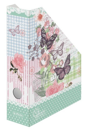 Suport vertical A4 HERLITZ Ladylike Butterfly
