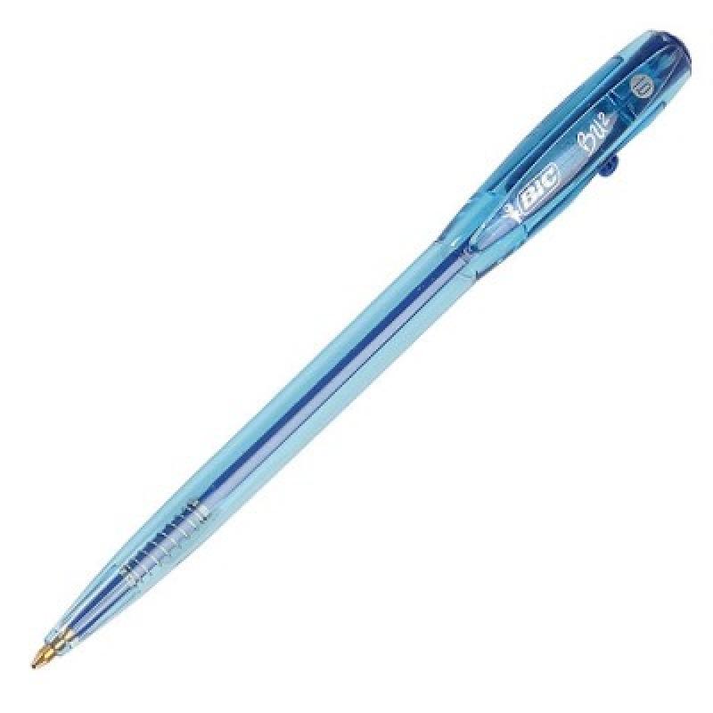Pix cu mecanism 1.0mm albastru BIC Bu2