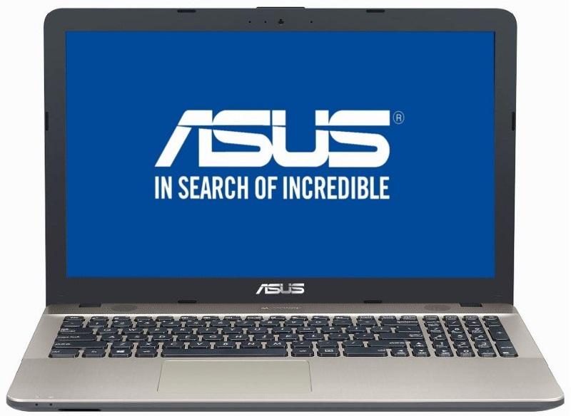 Laptop Asus X541na Celeron N3350  15.6 Hd  4gb  128gb Ssd  Endless Os  Chocolate Black