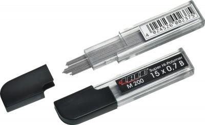 mine pentru creion 0.7mm 2b 15 buc/etui laco