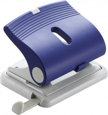Perforator De Birou  Pentru Maxim 25 Coli  Albastru  Laco L320