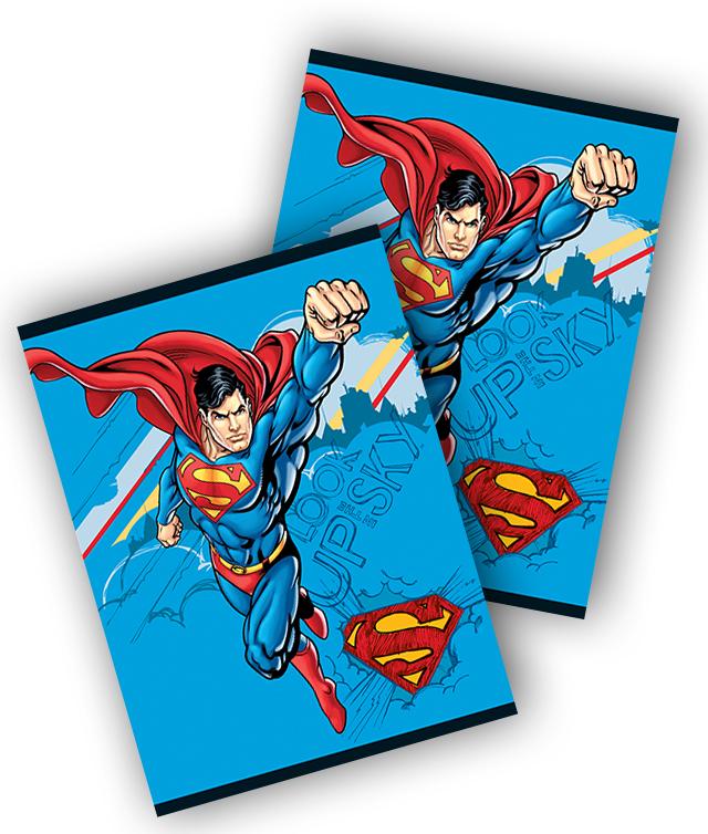 Caiet A5 48 file dictando SUPERMAN