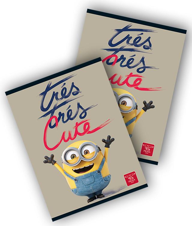 Caiet A5 48 file matematica MINIONS