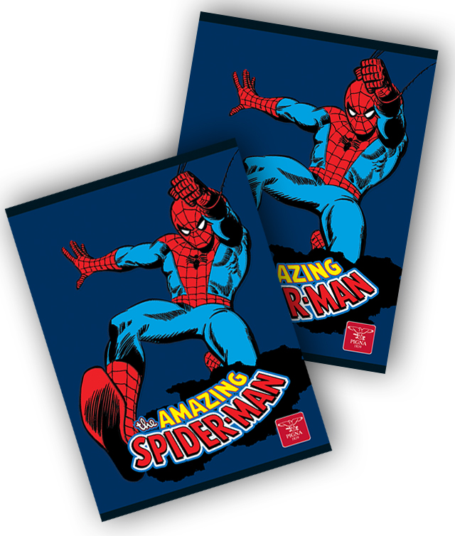 Caiet A5 24 file tip 1 SPIDERMAN