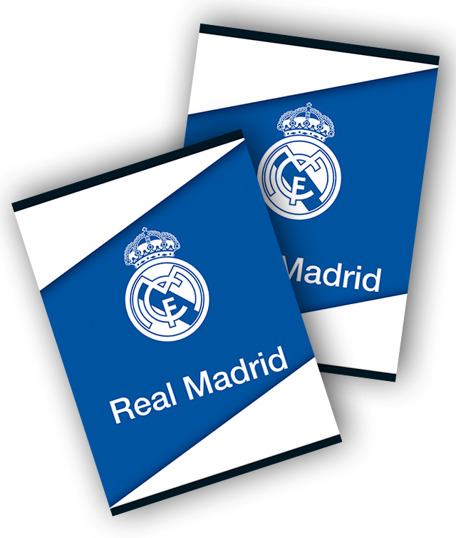 Caiet A5 80 file dictando REAL MADRID