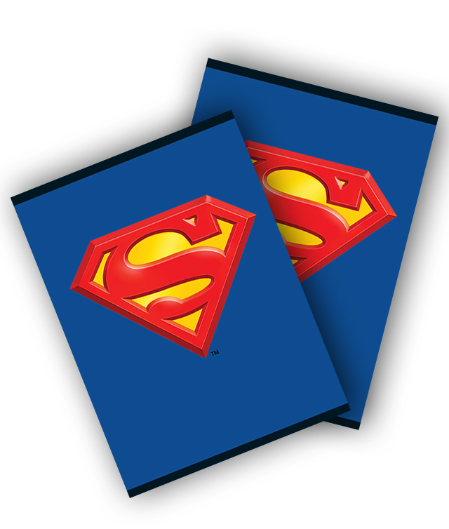 Caiet A5 80 file dictando SUPERMAN