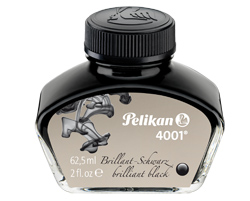 cerneala 62.5ml negru pelikan 4001