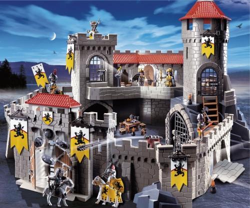 Castelul cavalerilor lei PLAYMOBIL Knights