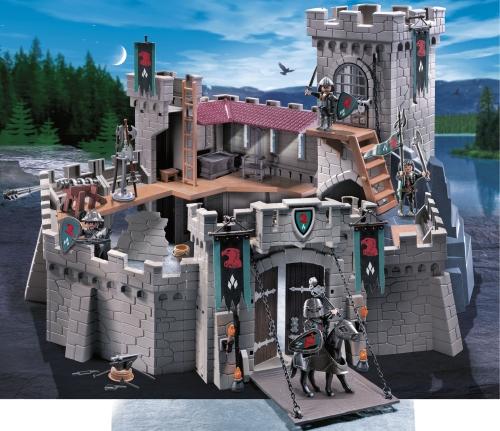 Castelul cavalerilor vulturi PLAYMOBIL Knights