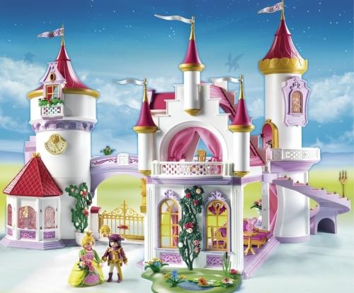 Castelul printesei PLAYMOBIL Magic castle