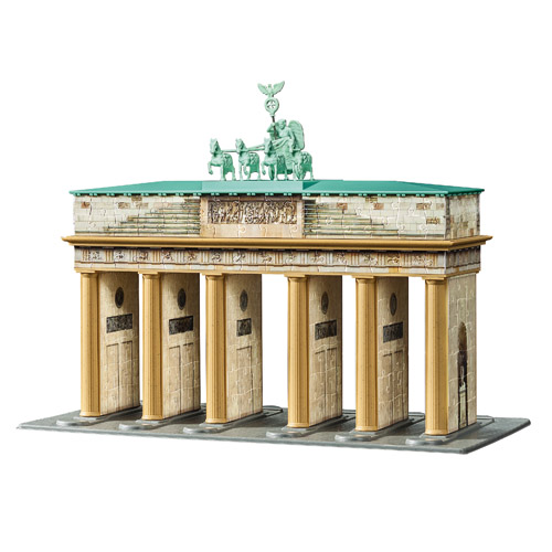 Puzzle 3D Poarta Brandenburg 324 piese RAVENSBURGER Puzzle 3D