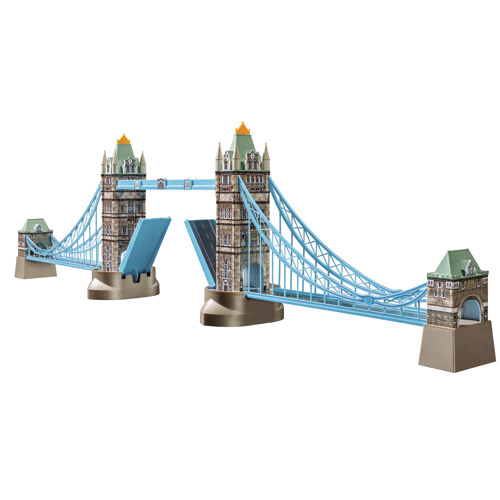 Puzzle 3D Tower Bridge 216 piese RAVENSBURGER Puzzle 3D