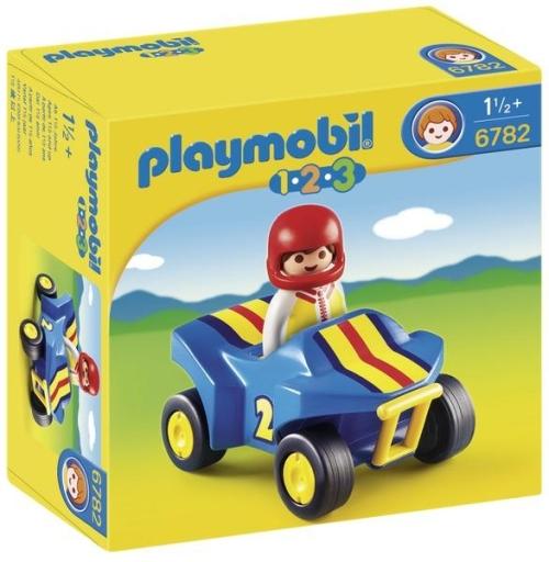 Masina de curse PLAYMOBIL 1.2.3