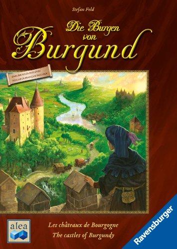 Joc Castelul Burgundy RAVENSBURGER Games