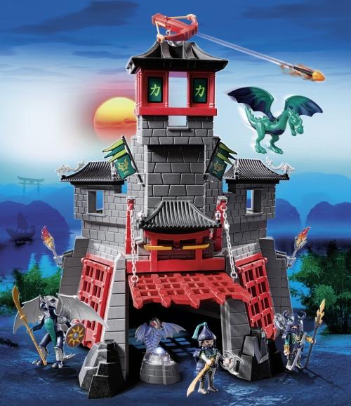 Fortul secret al dragonilor PLAYMOBIL Dragons