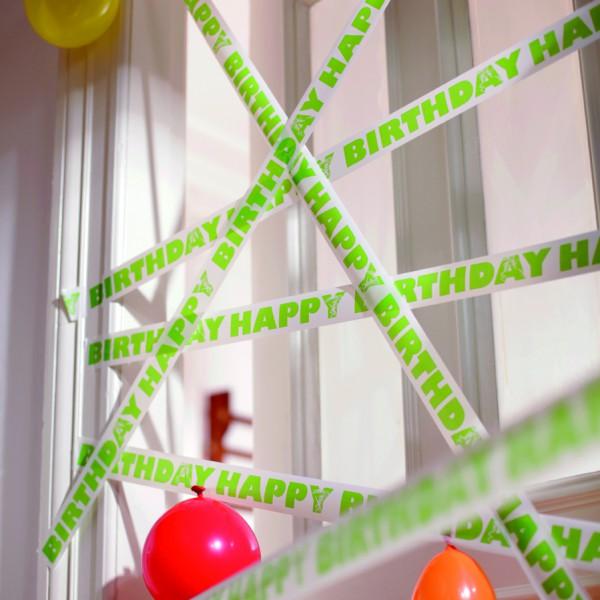 Banda adeziva decorativa DONKEY Birthday Meter