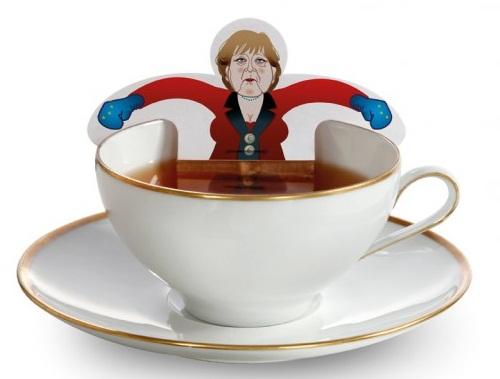Set pliculete de ceai 5 bucati DONKEY Berliner ParTea