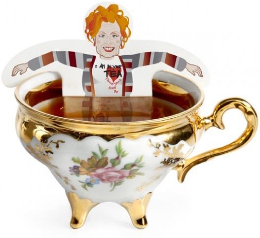 Set pliculete de ceai 5 bucati DONKEY Pret-a-PorTea