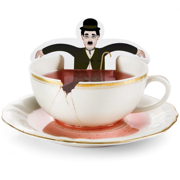 Set pliculete de ceai 5 bucati DONKEY Tea of Happiness