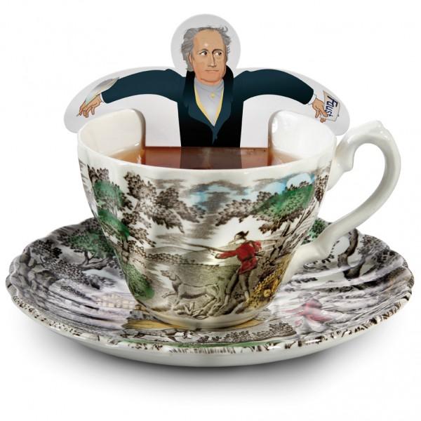 Set pliculete de ceai 5 bucati DONKEY Tea Poetics