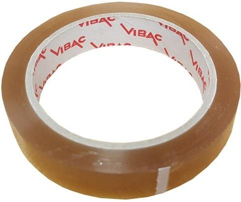 Banda Adeziva  Acrilic  19mm X 66m  Transparenta  Vibac