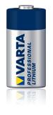 Descriere Baterie CR123A, litiu, VARTA