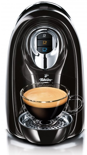 Descriere Abonament cafea, 100 capsule/luna, TCHIBO Platinum