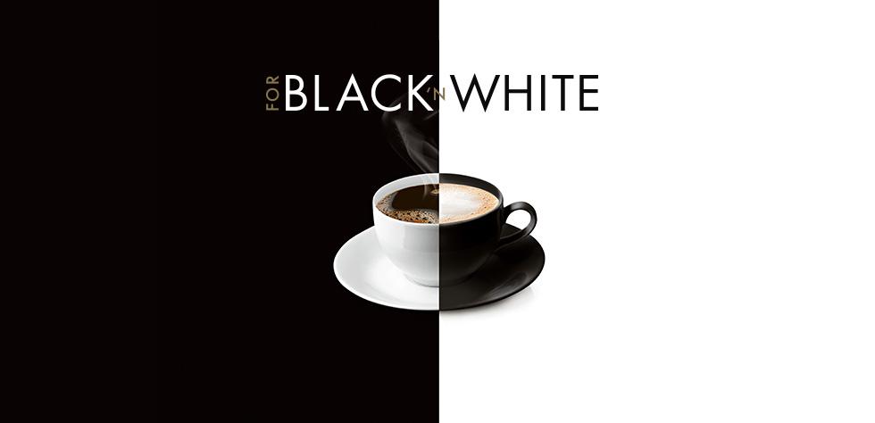 Descriere Cafea prajita si macinata, 250g, TCHIBO Black N' White